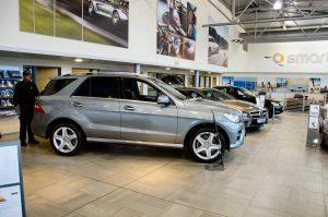 Comprar un vehículo usado en concesionaria